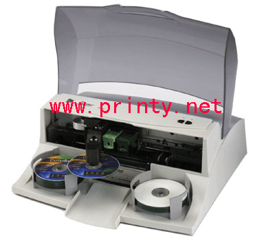 All In One Auto CD Color Ink jet Printer