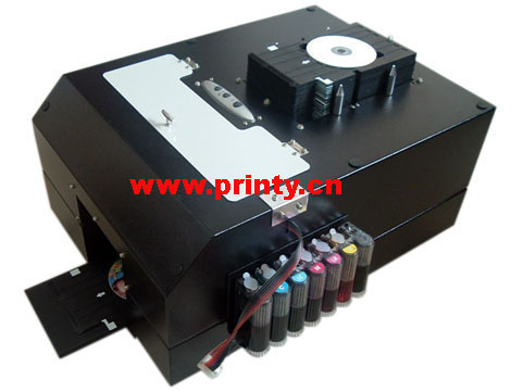 CD Inkjet Printer With Refill System