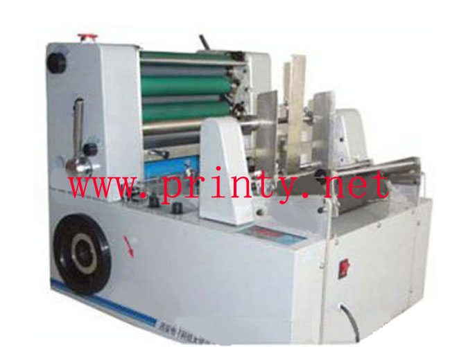 Business card offset printer,Mini offset machine equipment for gift cards,greeting cards and invitations cards printing, Paper or PVC check in register cards multi-purpose printing machine