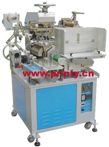 Automatic cylindrical heat press machine,Fully automatic tube pen sleeve heat press machine Manufacturers,Fully auto cosmetic sublimation heat transfer machine