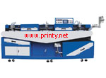 Fully Automatic Steel Belt Mini Ribbon 3 Color Screen Printing Machine