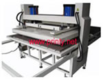 Double Sides Fabric Heat Press Machine,Large Format Sublimation Heat Press Machine,Pneumatic Double Sides Flag T-shirt towel Heat Transfer Machine equipment