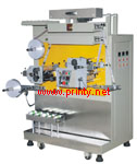 Ribbon flexo printing machine | Flexo ribbon color printer | Fabric label flexo printing machines