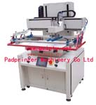 Flat Screen Printer,Flat Bed Screen printing Machine,Flat Vacuum Screen Printing Equipment,Semi Automatic Accurate Screen Printing Machine