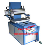 Shuttle Screen Printer,Semi Automatic Flat Vacuum Shuttle Screen Printing Machine,Pneumatic Screen Printing Equipment With Sliding Vacuum Table